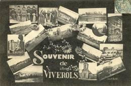 CPA (63) Souvenir De VIVEROLS   (b Bur) - Francia