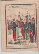 Protège Cahier Et Son Cahier  - Militaria - Les Français à Madagascar - Book Covers