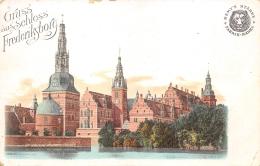 DANEMARK   GRUSS AUS SCHLOSS FREDERIKSBORG - Danemark