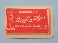 Herenkleding MODEPALEIS / JOKER ( Details - Zie Foto´s Voor En Achter ) !! - Playing Cards (classic)