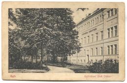 GYOR - Hungary, Old Postcard, 1912. - Hongrie