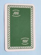 JOSI Verzekeringen Assurances / JOKER ( Details - Zie Foto´s Voor En Achter ) !! - Playing Cards (classic)