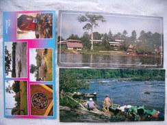 Guyane: Communes De Guyane Et Remontée Du Fleuve - Autres
