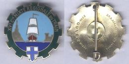 Insigne De La XVe Compagnie Mixte Régionale Du Train - Armée De Terre