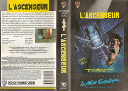 L'ASCENSEUR 1983 - Horror