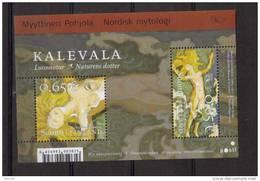 Finlande 2004 Bloc  Neuf N°33 Mythologie