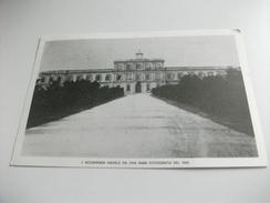 ACCADEMIA NAVALE DA UNA RARA FOTOGRAFIA DEL 1890 ANNULLO 90° ANNIVERSARIO ACCADEMIA NAVALE - Caserme