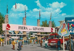 11497) BARI FIERA DEL LEVANTE VIAGGIATA 1967 INSOLITA - Bari