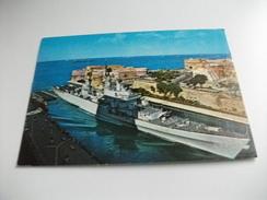 Nave Ship  GUERRA VITTORIO VENETO  550 PONTE DI TARANTO - Guerra