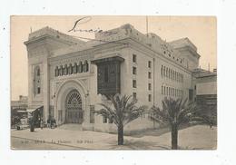 Cp , TUNISIE , SFAX , Le Théâtre , Voyagée 1917 , F.M - Túnez