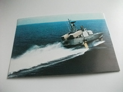 Nave Ship ALISCAFO LANCIAMISSILI P 420 - Guerra