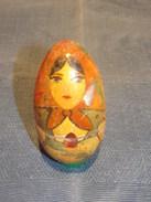 Arts. Oeufs. Boite (bois) Extérieure Poupée Russe ? - Eggs
