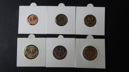 Albania - 1996/2000 - 1,5,10,20,50,100 Leke - KM 75-80 - XF - Look Scans - Albania