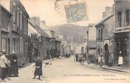 23 - CREUSE / Lavaveix Les Mines - Rue Du Centre - Beau Cliché Animé - Autres Communes