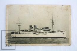 Boat/ Ship Topic Postcard - Spanish Boat Infanta Beatriz, Sevilla - Bateaux