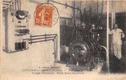 23 - CREUSE / Lavaveix Les Mines - Intérieur Des Mines - Puits St Marcellin - Autres Communes