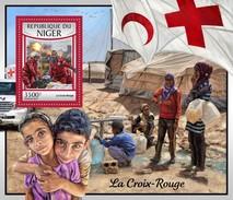 Niger - Postfris / MNH - Sheet Rode Kruis 2017 - Niger (1960-...)