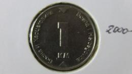 Bosnia Herzegovina - 2002 - 1 Mark - KM 118 - XF - Look Scans - Bosnie-Herzegovine