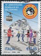 PIA - ITALIA - 2006 : 70° Anniversario Della Scuola Di Sci Del Cervino  - (SAS 2898) - 6. 1946-.. Republik