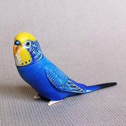 ChocoQ Animatales Animal De Compagnie Série 3 Perruche Ondulée (Melopsittacus Undulatus) Arc-en-ciel Kaiyodo + Takara - Birds