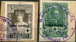 GUINEA   Nº 179 Y 180    Usados-237 - Guinée Espagnole