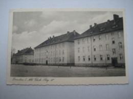 DREDEN , Kaserne  , Schöne Karte Um 1941 - Dresden