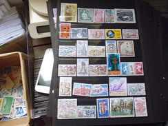 FRANCE   TIMBRES  OBLITERES  LOT N° 491 - Timbres
