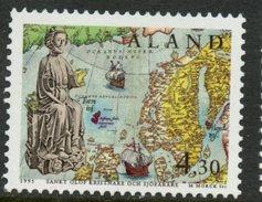Aland Islands 1995 4.30o St. Olaf Issue #119 MNH - Aland