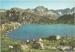 V335 Andorra - Llac Dels Pessons I Pic Montmalus / Non Viaggiata - Andorra