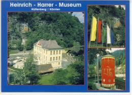 HÜTTENBERG - Heinrich HARRER  Museum, Ethnologie - Österreich