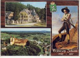 STAINZ - Brandhube Am Seeberg, Jagdmuseum Von Erzherzog Johann, - Stainz