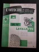 L'officiel Du Cycle Du Motocycle - 19 Juillet 1958 N° 15 - Auto/Moto