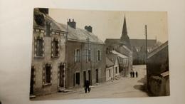 Cpa 44 Oudon  Carte à Système - Saint Herblain