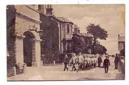 JUSTIZ / GEFANGENE, Prisoners Returning From Work, 1913, England - Gefängnis & Insassen