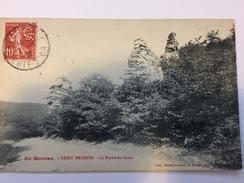 FRANCE - Carte Postale Avec Timbre Perforé - Pas Courant En Envoi Privé - 1912 - P21407 - Perforés
