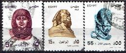 EGYPT # FROM 1994 STAMPWORLD 1326-28  TK: 11 1/4 - Egypt