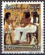 EGYPT # FROM 2002 STAMPWORLD 1617 - Egypt