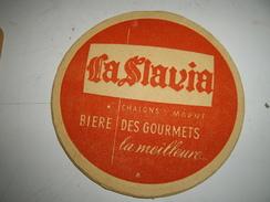 Sous-bocks  SLAVIA PRIMA   Une Face - Sous-bocks