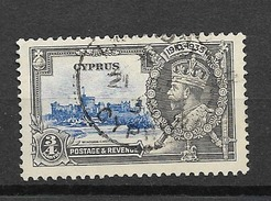 1935 USED Cyprus - Cyprus (...-1960)