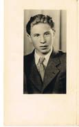 Bidprentje Jacobs Geboren Brussel Overleden Mauthausen 28/3/45 - 1939-45