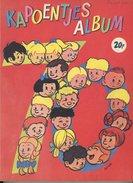 Kapoentjes Album 70 (1ste Druk)  1965 - De Kapoentjes