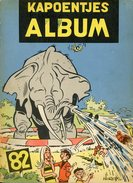 Kapoentjes Album 82 (1ste Druk)  1967 - De Kapoentjes