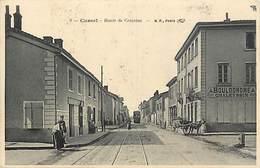 - Ref-R401- Allier - Cusset - Route De Cremieu -  Le Bon Coin - Boulodrome Chaleyssin - Tabacs - Tramway - Tramways - - Sonstige Gemeinden