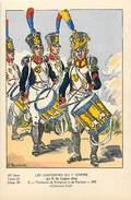 Ref R542 - Militaires -militaria - Regiments - Uniformes - Illustrateur H Boisselier - Les Uniformes Du 1er Empire - - Uniformi