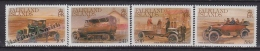 Falkland Islands 1988 Yvert 488-91, Old Cars - MNH - Islas Malvinas
