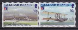 Falkland Islands 1999 Yvert 750-51, Philexfrance'99, International Philatelic Exhibition - MNH - Islas Malvinas