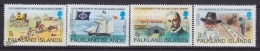 Falkland Islands 2002 Yvert 813-16, 150th Anniv Of The Falkland Islands Company - MNH - Falkland Islands