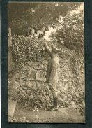 CPA - EN ALSACE RECONQUISE - Une Fleur D'Alsace Offerte Par Un Soldat De France - War 1914-18