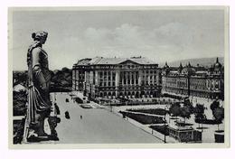 Zagreb - Hotel Esplauade - Trg Ante-Starcevica - Stamp/timbre - Croatie - Croatie