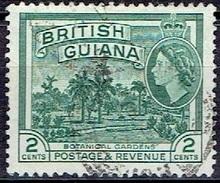 BRITISH GUIANA  # FROM 1954   STAMPWORLD 202 - British Guiana (...-1966)